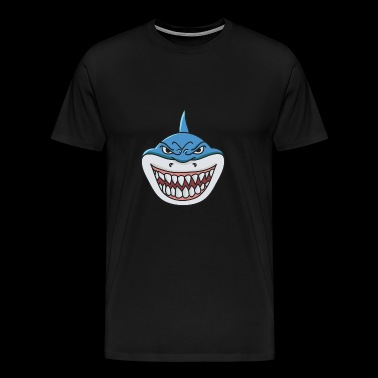 Shark shark - Men's Premium T-Shirt