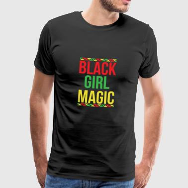 Black Girl Magic African - Men's Premium T-Shirt