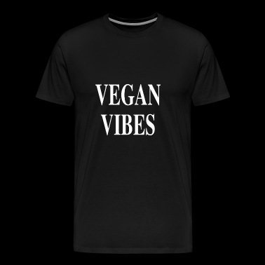 VEGAN VIBES - Men's Premium T-Shirt