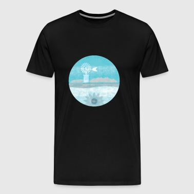 Balearic Islands - Men's Premium T-Shirt