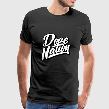 Dope Nation - Men's Premium T-Shirt