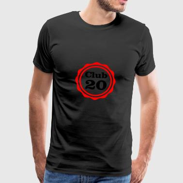 Gift for 20 year old - Men's Premium T-Shirt