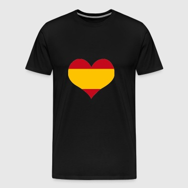 The shirt for Spaniards, Spain - Men's Premium T-Shirt