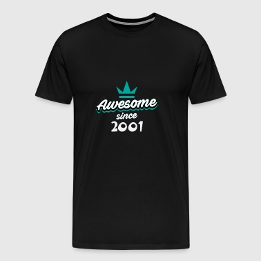 Gift for 18 year old, 18 years - Men's Premium T-Shirt