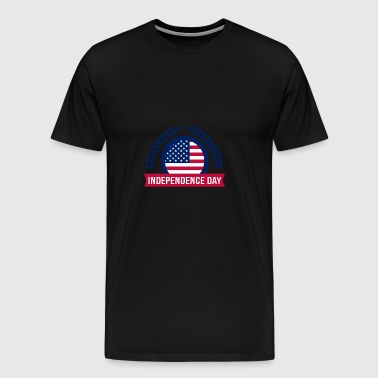 Fourth of July Independence day - Men's Premium T-Shirt