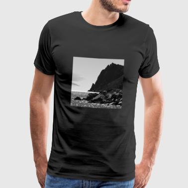 Coast - Men's Premium T-Shirt
