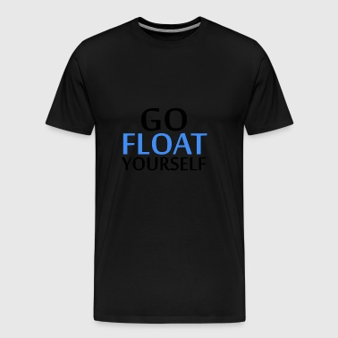 Floatation Therapy salt bath therapy saltwater - Men's Premium T-Shirt