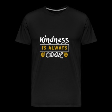Kindly polite cute manners smile gift - Men's Premium T-Shirt