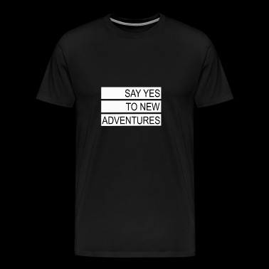 Cool saying - Men's Premium T-Shirt