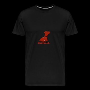 Chef design - Men's Premium T-Shirt