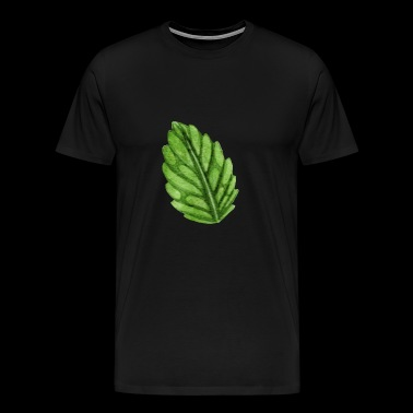 Mint mint leaf - Men's Premium T-Shirt