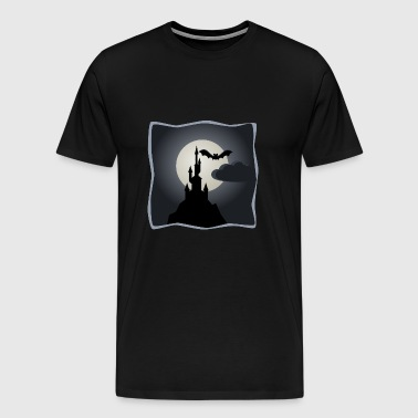 bat134 - Men's Premium T-Shirt
