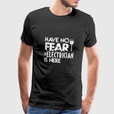 Electrician Gift - Electrical Engineer - Men's Premium T-Shirt