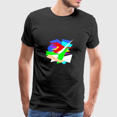 Coloring - Men's Premium T-Shirt