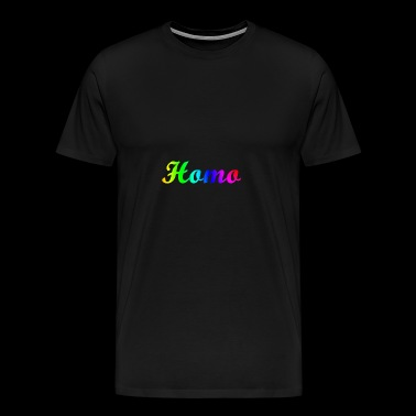 homo - Men's Premium T-Shirt