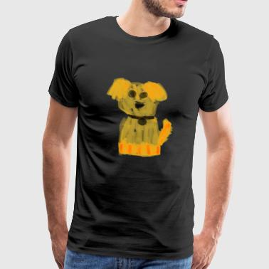 Small dog - Men's Premium T-Shirt