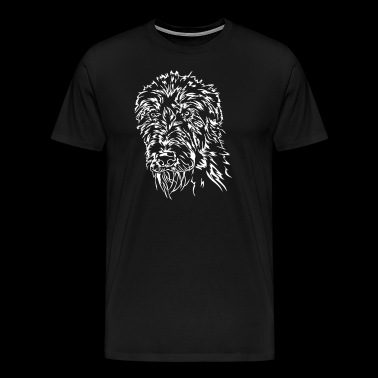 IRISH WOLFHOUND - Men's Premium T-Shirt