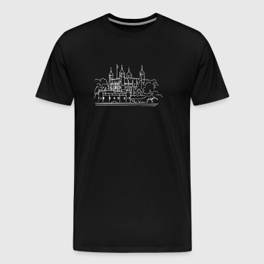 Buckingham Palace - Men's Premium T-Shirt