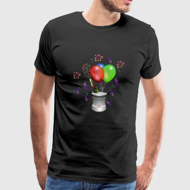 New Year's Eve party - Men's Premium T-Shirt