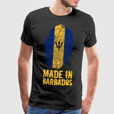 Made In Barbados - T-shirt Premium Homme