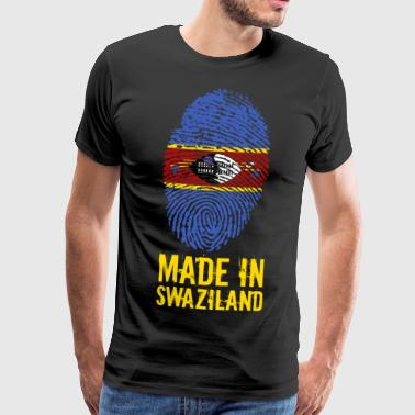 Made In Swaziland / Swaziland / Eswatini - Mannen Premium T-shirt