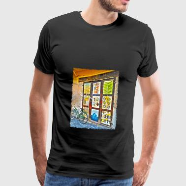 Street Art Annecy - Men's Premium T-Shirt