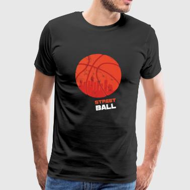 Basketball Shirt - Gift - Premium T-skjorte for menn