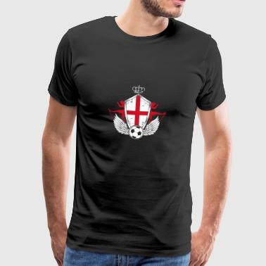 England football national team gift - Men's Premium T-Shirt