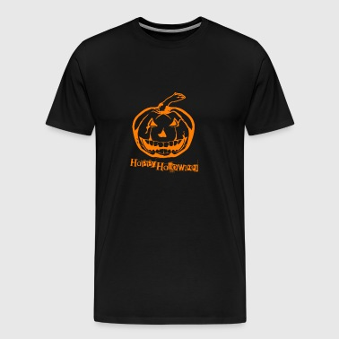 Happy halloween creepy creepy shirt - Men's Premium T-Shirt