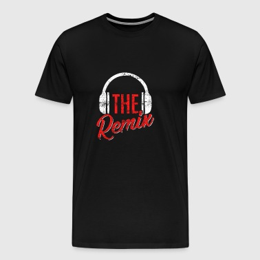 The Original The Remix T-shirt Distressed - T-shirt Premium Homme