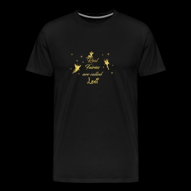 fairy fairies fairy first name Leni - Men's Premium T-Shirt