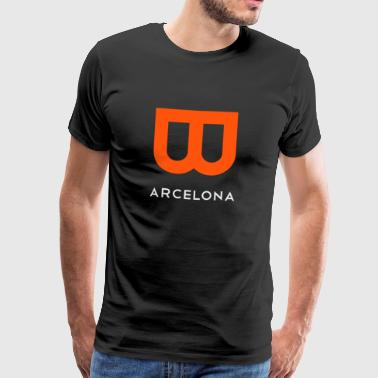 Barcelone Barca Barcelone - T-shirt Premium Homme