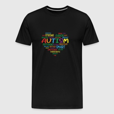 Autism Autism Awareness Day - Men's Premium T-Shirt