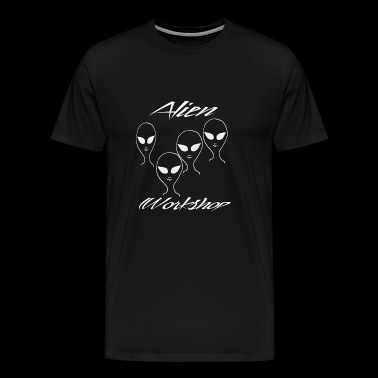 alien workshop - Men's Premium T-Shirt