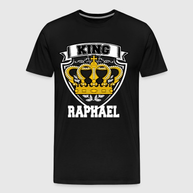 King Raphael - Men's Premium T-Shirt