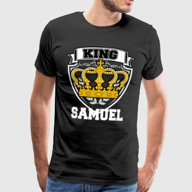 King SAMUEL - Men's Premium T-Shirt