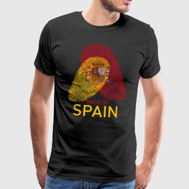 made in spain spanish gift spanish spain - Men's Premium T-Shirt