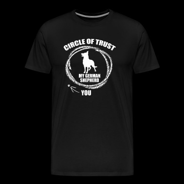 Circle of trust - Men's Premium T-Shirt