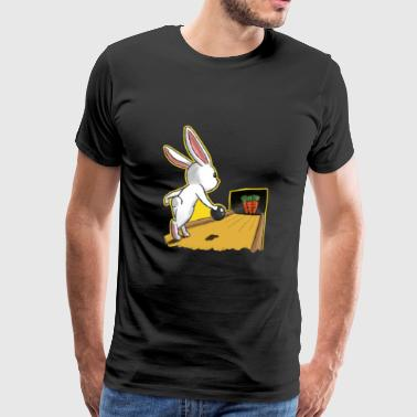 I love bowling bowling Easter gift - Men's Premium T-Shirt