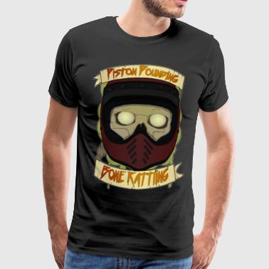 os Rattling - T-shirt Premium Homme