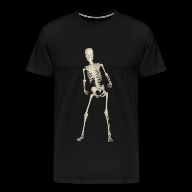 Skeleton skeleton - Men's Premium T-Shirt