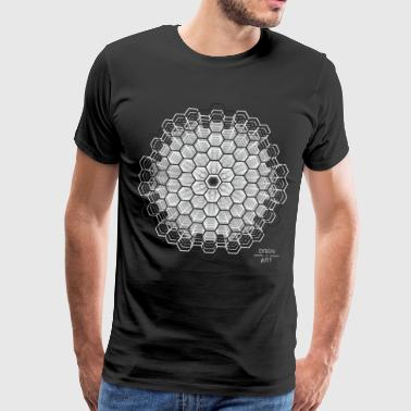 Hexagone - T-shirt Premium Homme