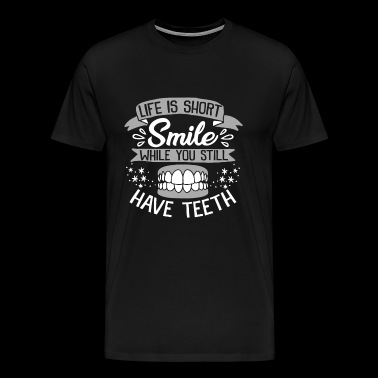 Laugh Teeth Shirt & Gift - Men's Premium T-Shirt