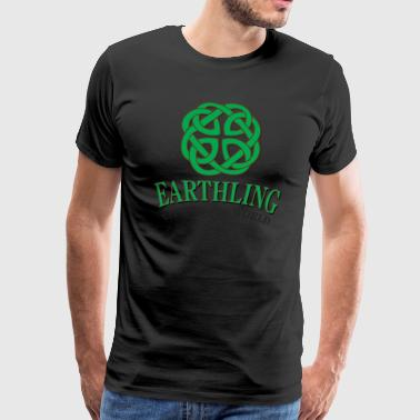 Earthling - Citizen of the World - Men's Premium T-Shirt