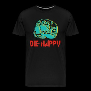 de Happy - Mannen Premium T-shirt