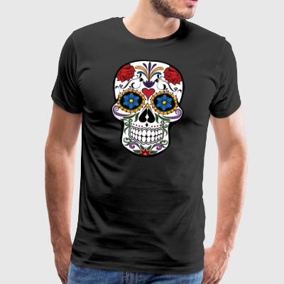 Calavera - Men's Premium T-Shirt