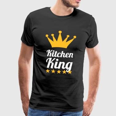 Kitchen King - Men's Premium T-Shirt