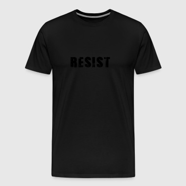 Resists hot resistance - Men's Premium T-Shirt