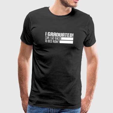 Students, Graduates, Men, Women - Men's Premium T-Shirt