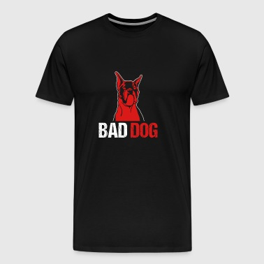 Bad Dog - Men's Premium T-Shirt